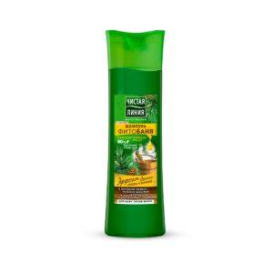 Чистая Линия Фитобаня шампунь для всех типов волос