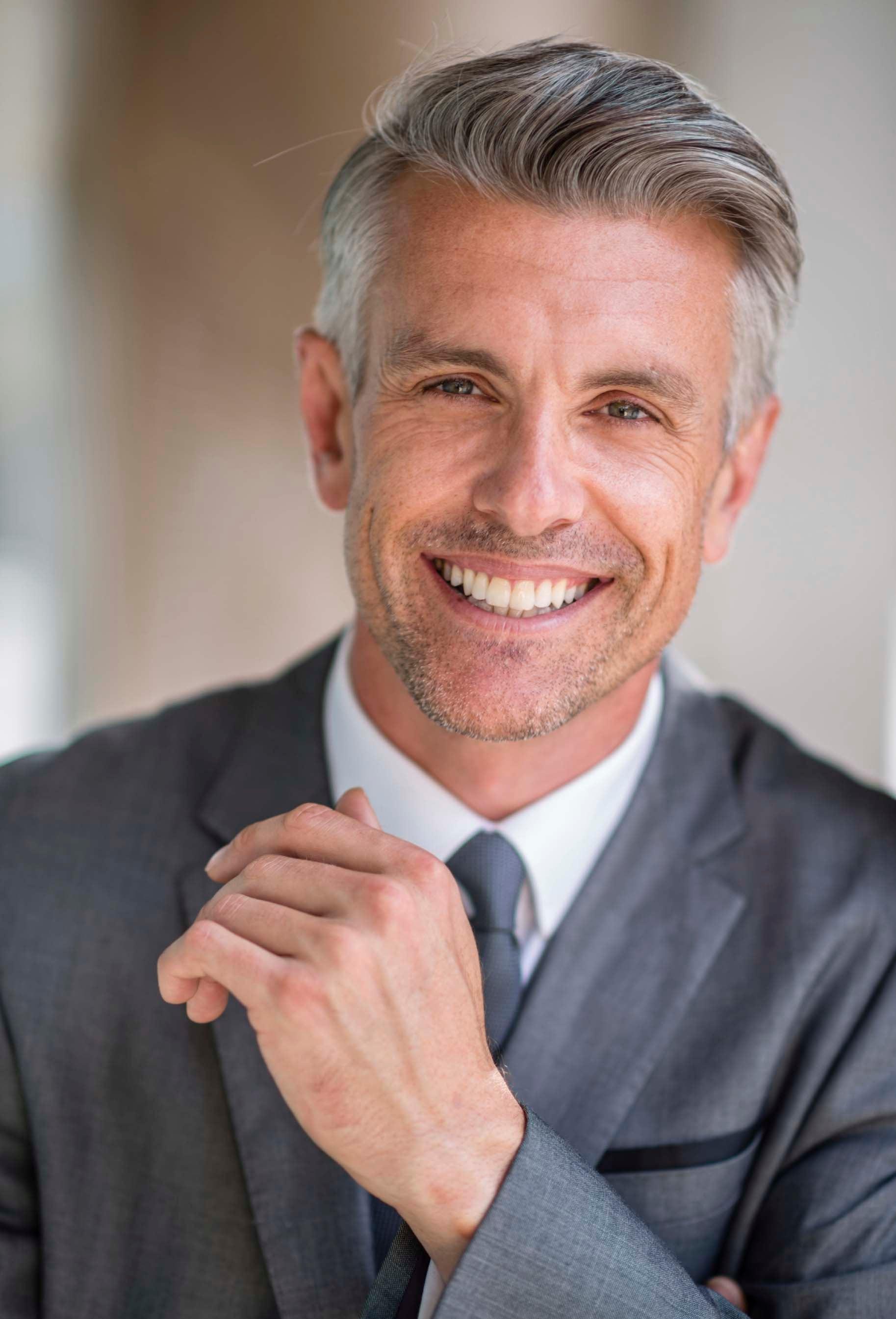 Фото прическа мужчине за 50 лет
