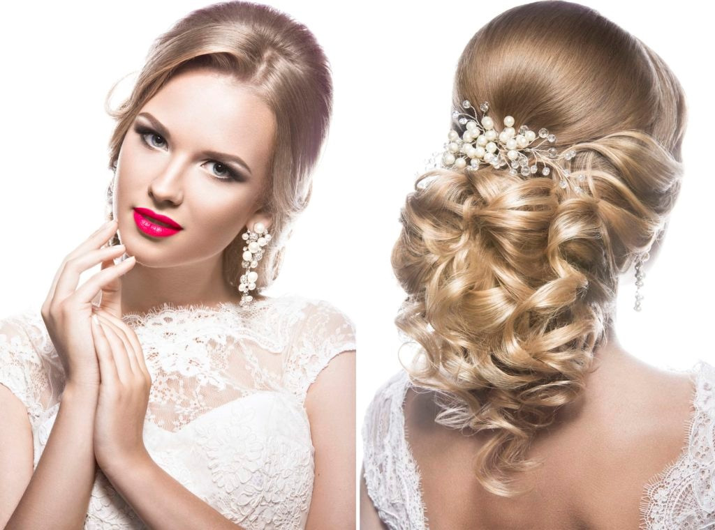 35 Beautiful Wedding Hairstyles For Long Hair: Свадебные прически на длинные волосы: ФОТО и хитрости от