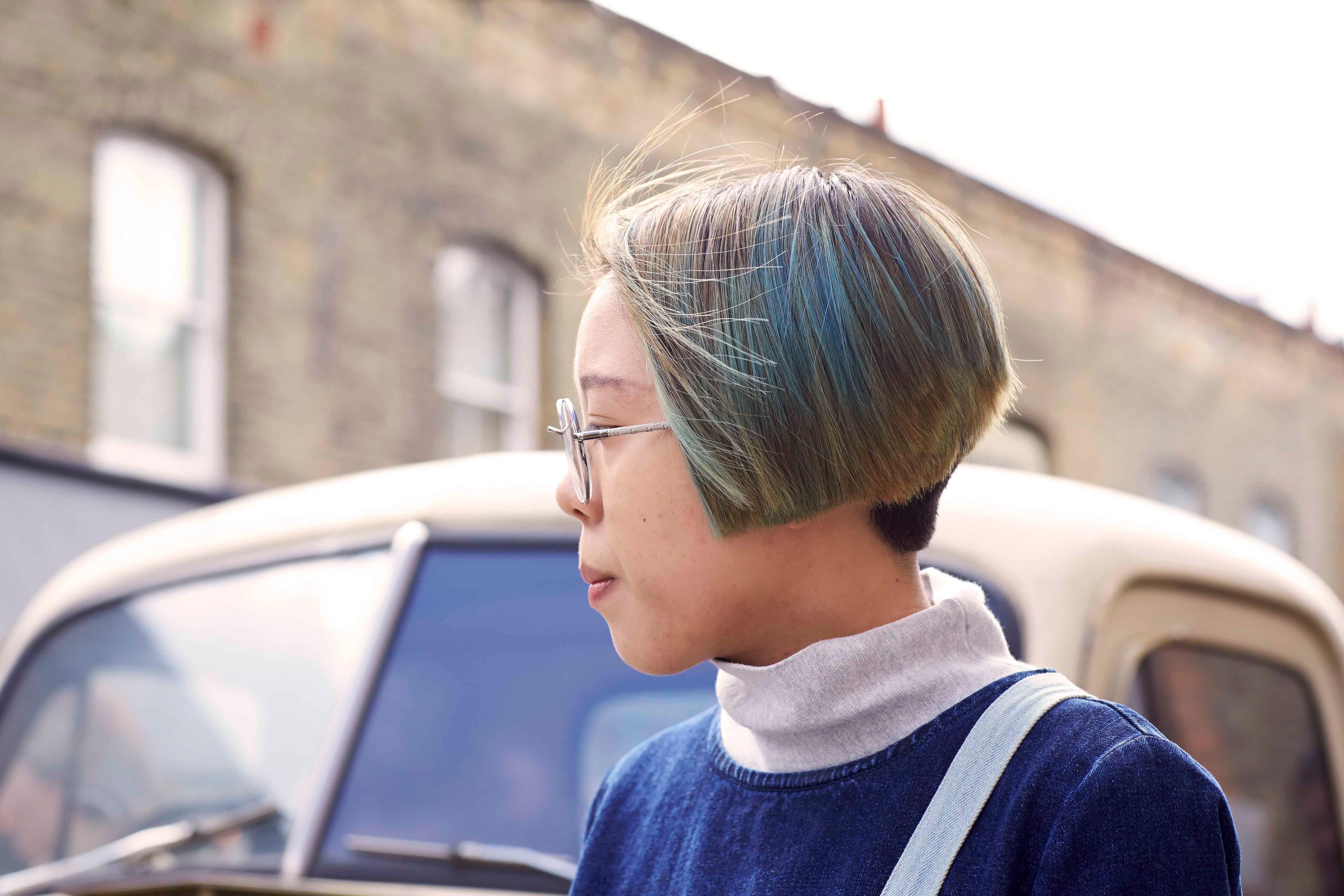 русалочьи волосы