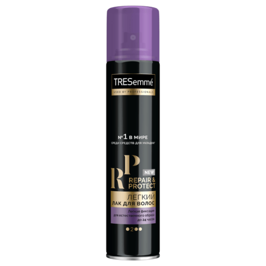 Легкий лак для укладки TRESemmé Repair and Protect