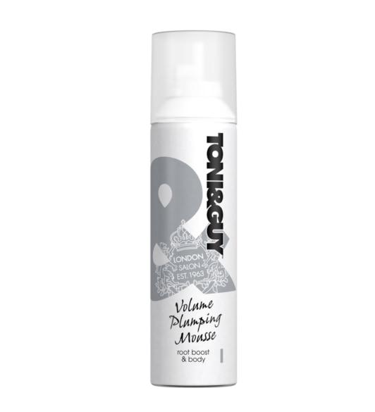 Мусс для волос «Эффективный объем от корней» Toni&Guy Volume Plumping Mousse