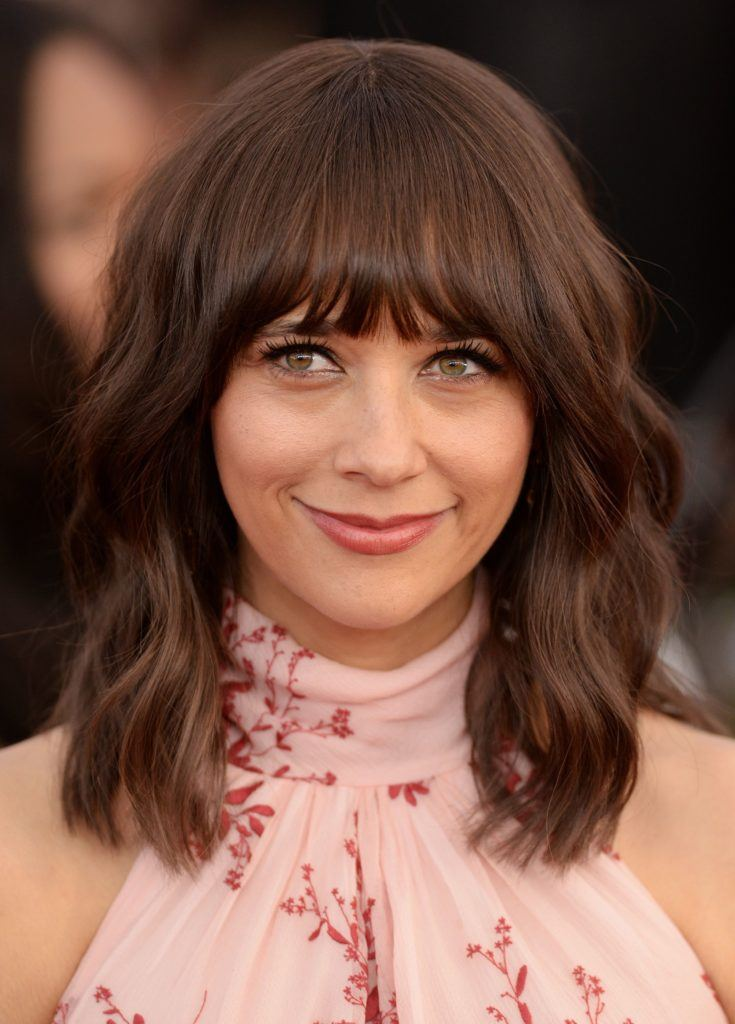 Celebrity Bob Haircuts With Bangs | InStyle.com