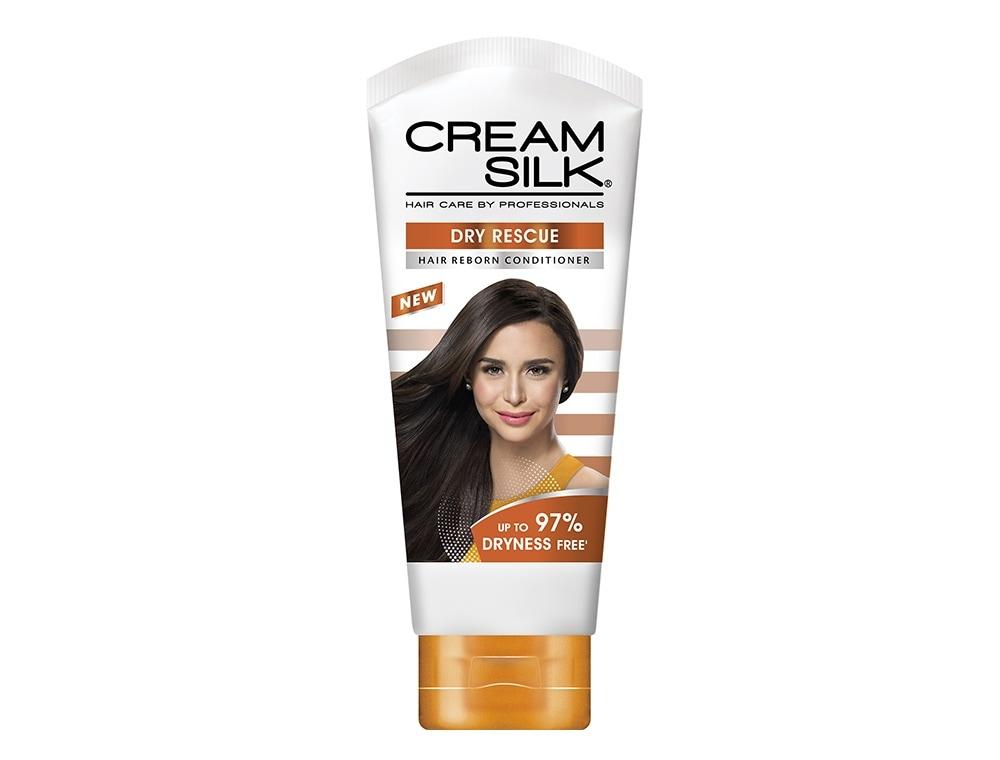 Cream Silk Dry Rescue Hair Reborn Conditioner