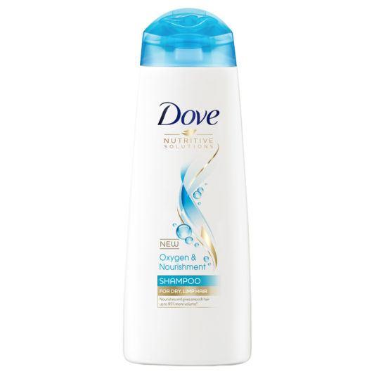 Dove Oxygen and Nourishment Shampoo