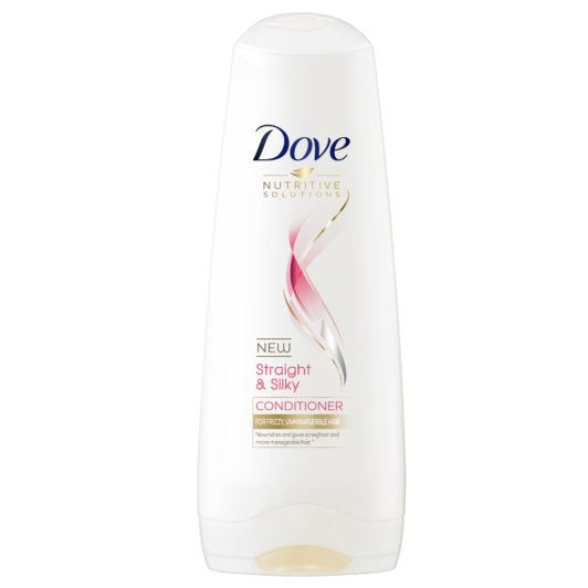 Dove Straight & Silky Conditioner