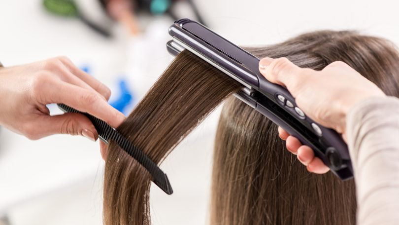 How to perfect your straight hair with the right hair tools - All ...
