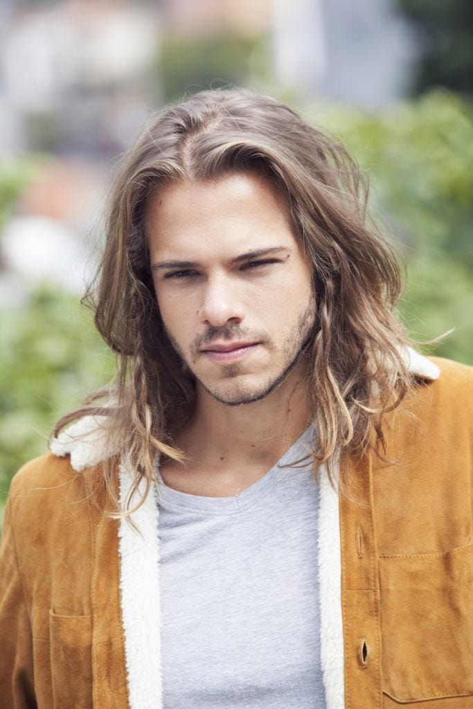 We're loving these long hairstyles for men - All Things Hair