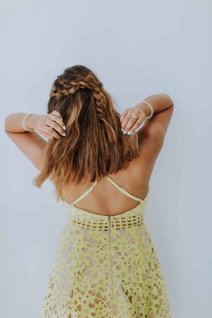 beachy-waves-half-up-braids-bridal-hairstyle