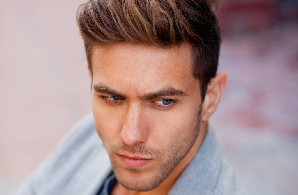 quiff professional hairstyles for men