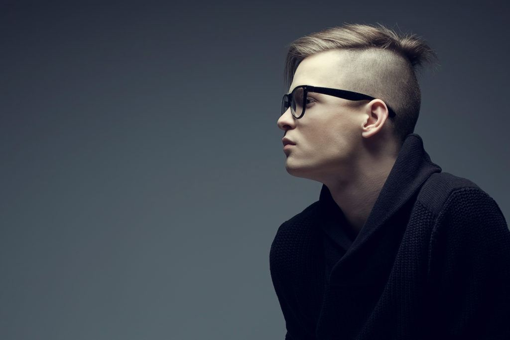 Unspiked Mohawk 6 Cool new ways to wea...