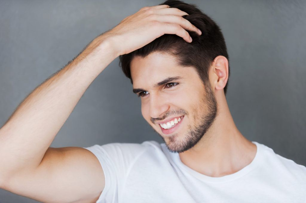 understanding your hair is a good mens grooming habit