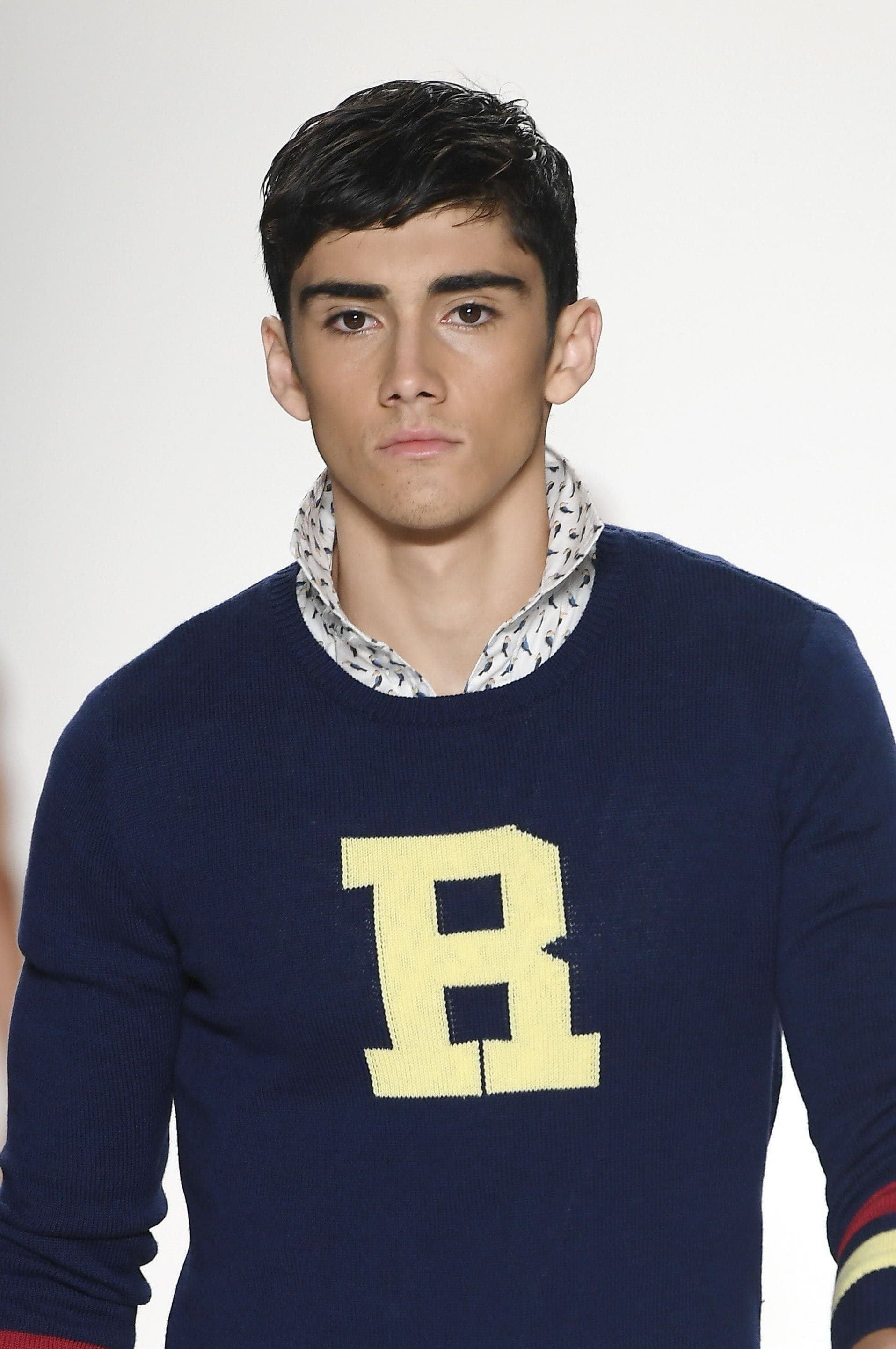 ivy league hairstyle for men