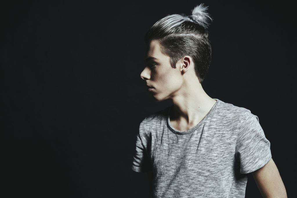 undercut hairstyle for men