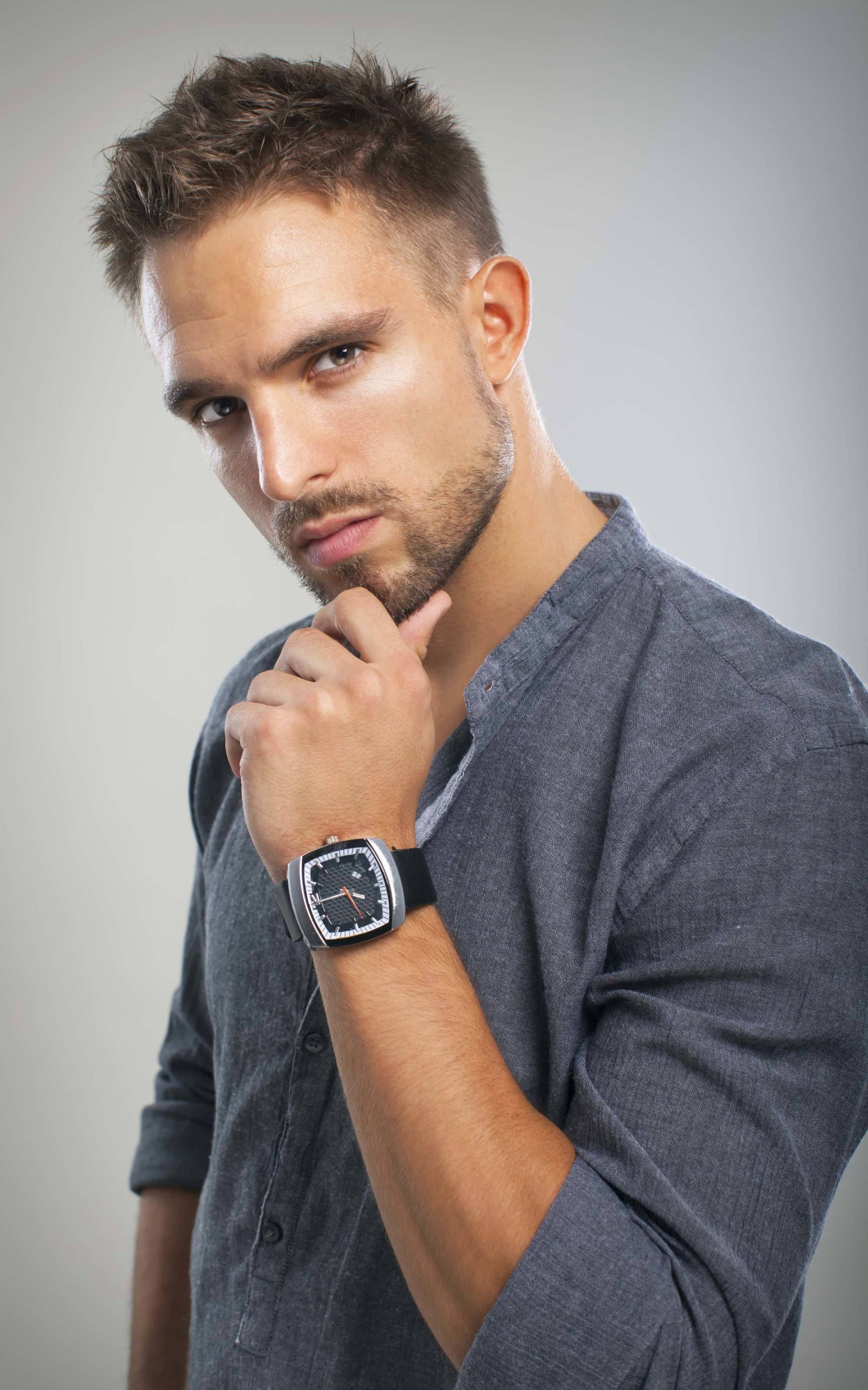 best haircuts for men on the go: fade haircut