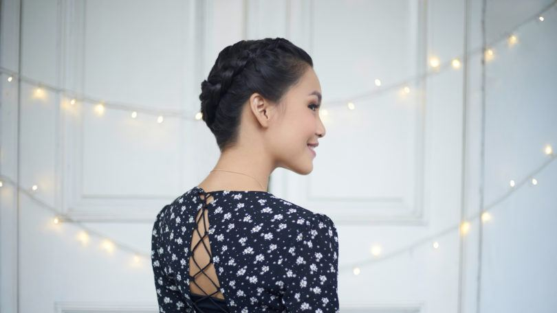 Easy prom hairstyles that you can totally DIY