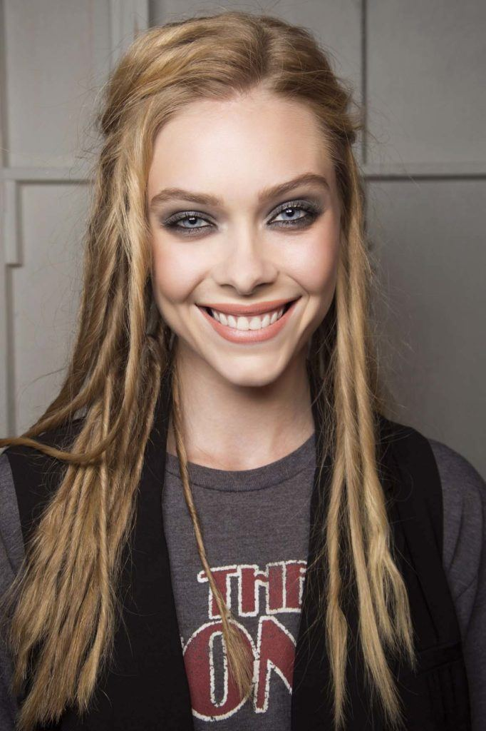 Faux Dreadlocks Hairstyles For Long Hair