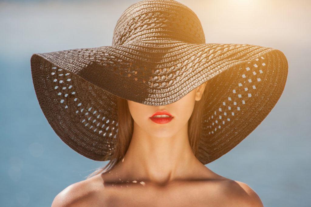 summer hair tip