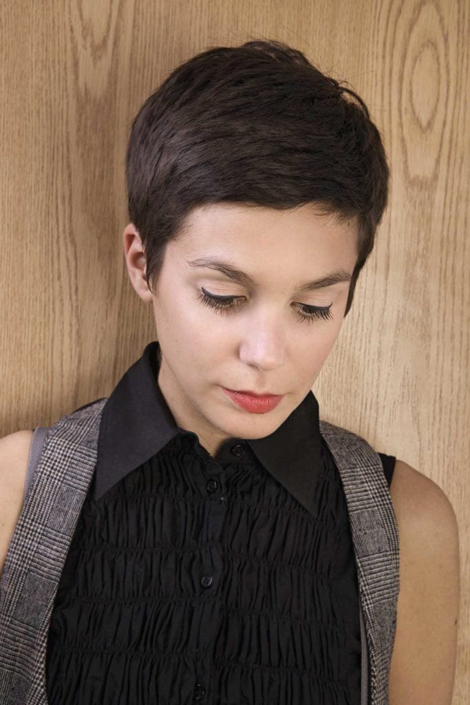 Cool Hair Cut Styles for Pinays - Pixie