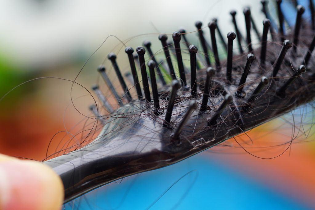 brush your hair the right way-brush hair