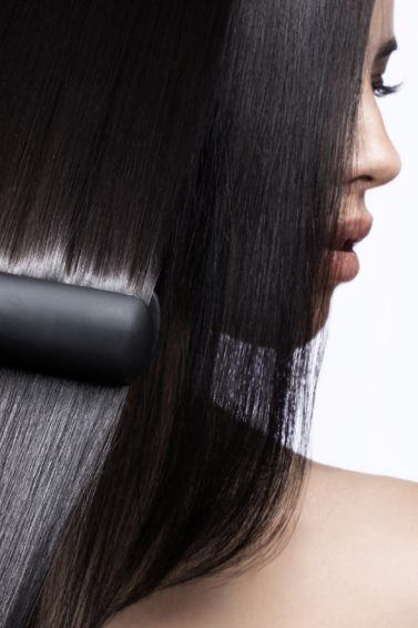 keratin smoothing treatment - feature Shutterstock