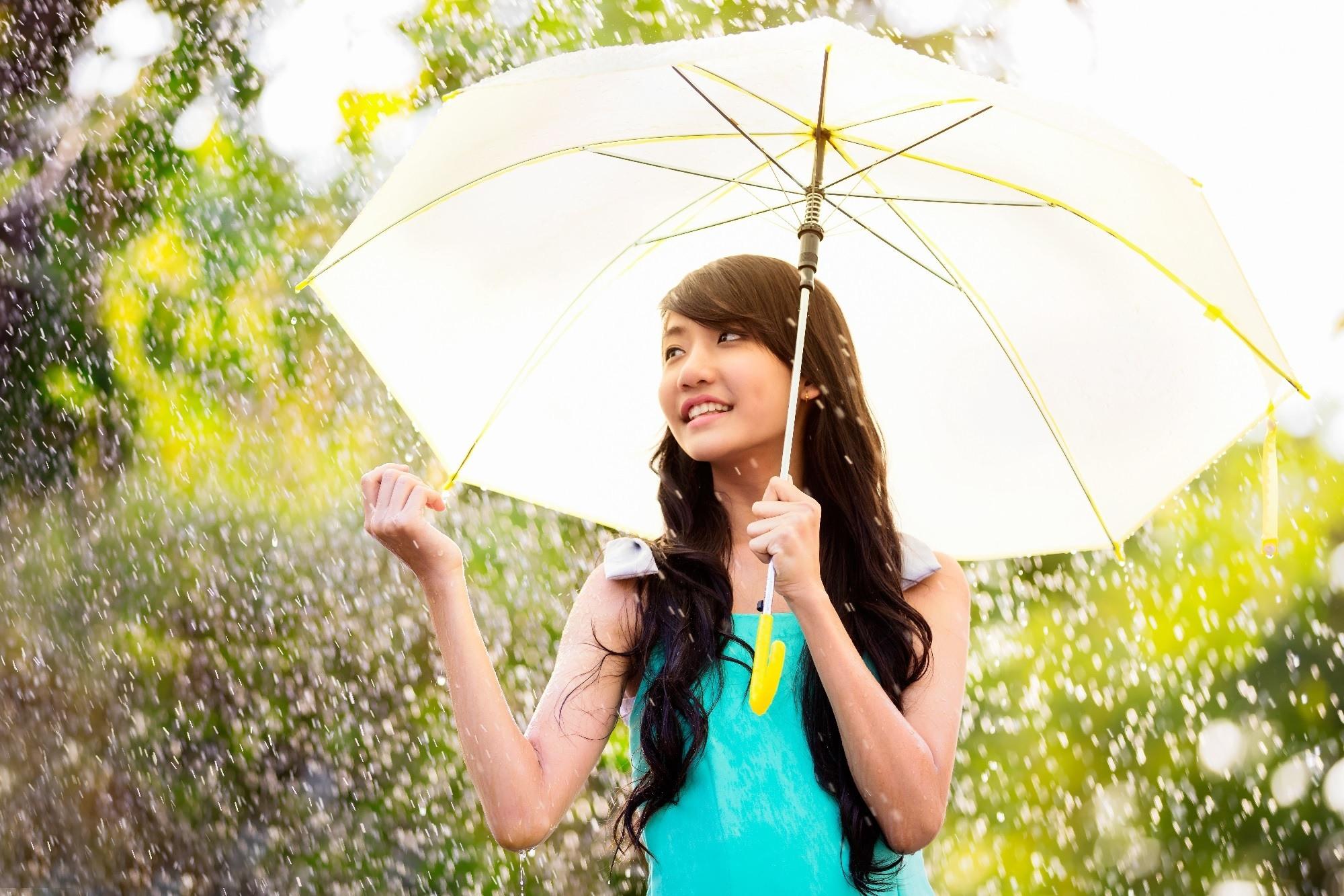 Rainy day hair care tips