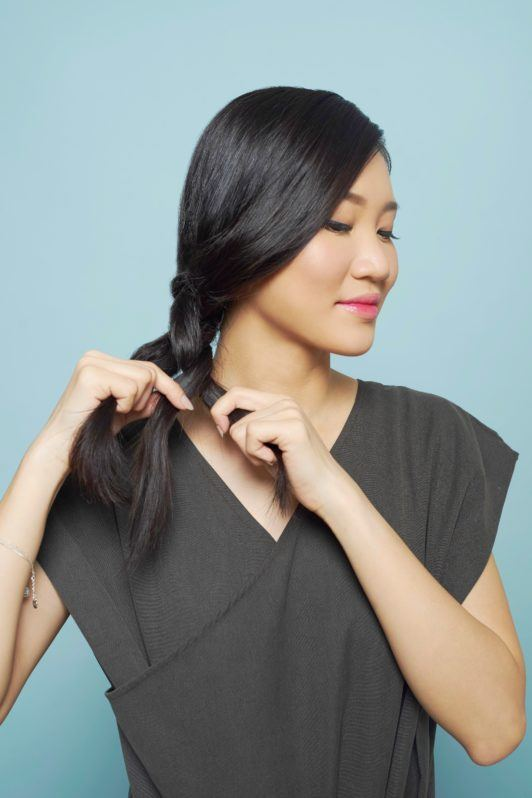 Side Braid – Step 6