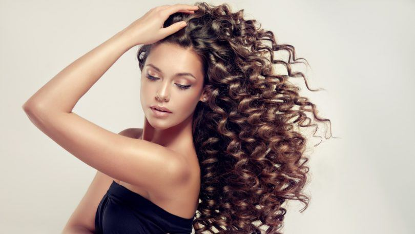 the best conditioner for curly hair Shutterstock