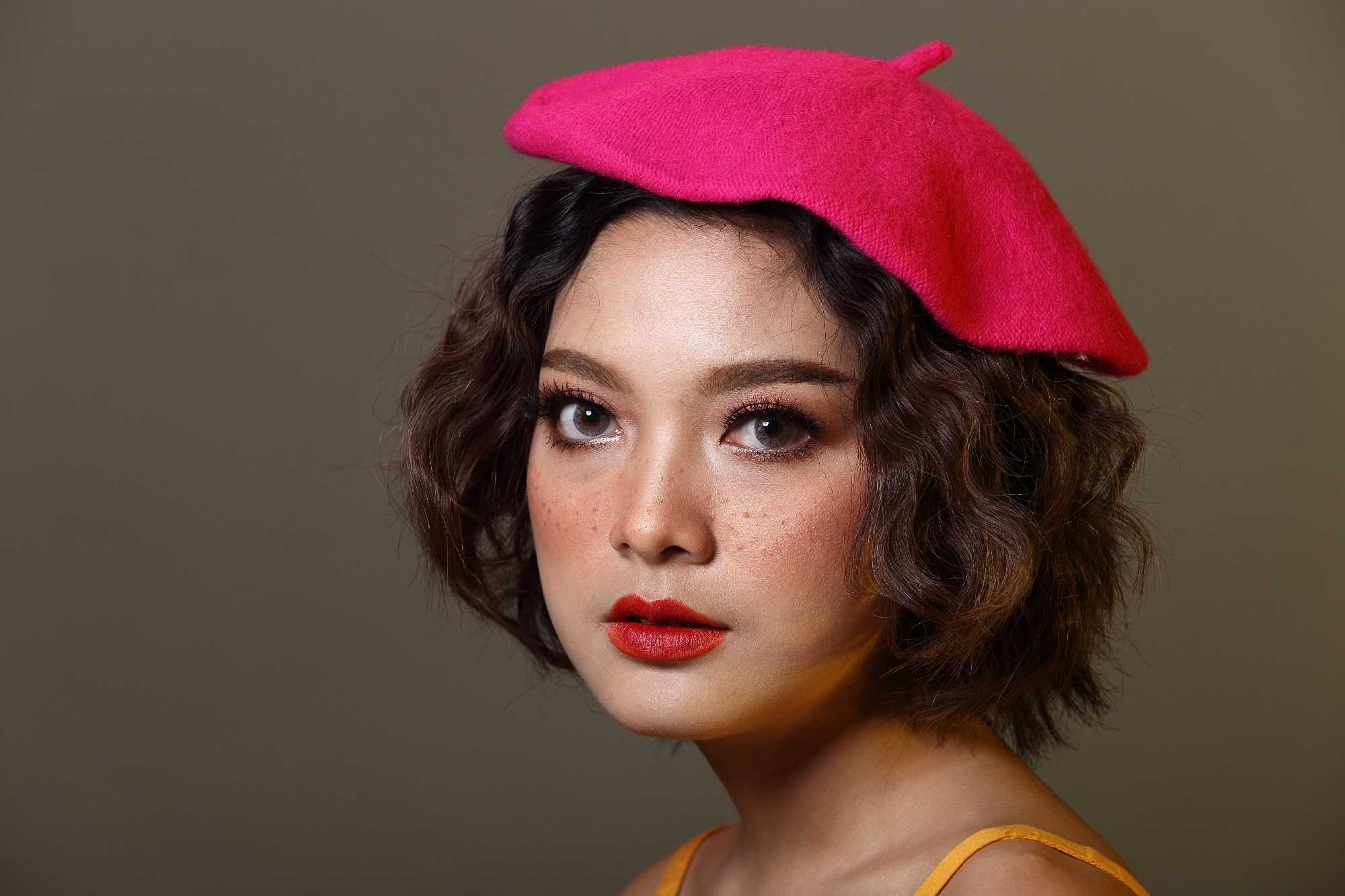 Vintage hairstyles - Finger waves Credit: Shutterstock