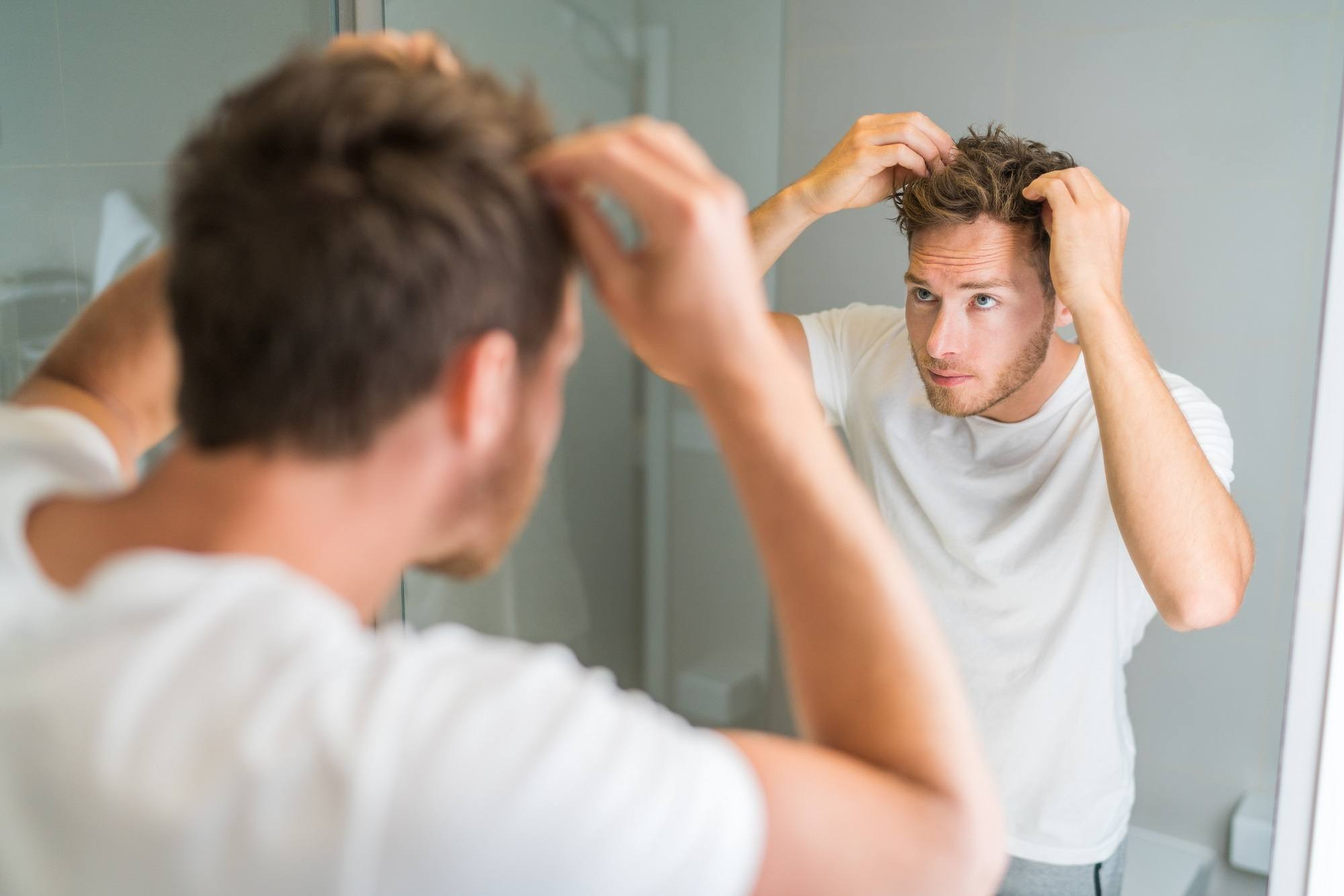 Scalp care for men: Pay attention to scalp