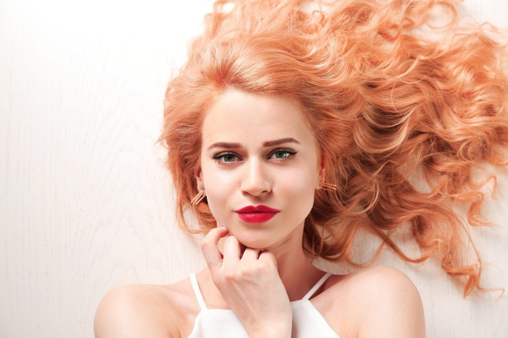 Strawberry blonde - Feature Shutterstock