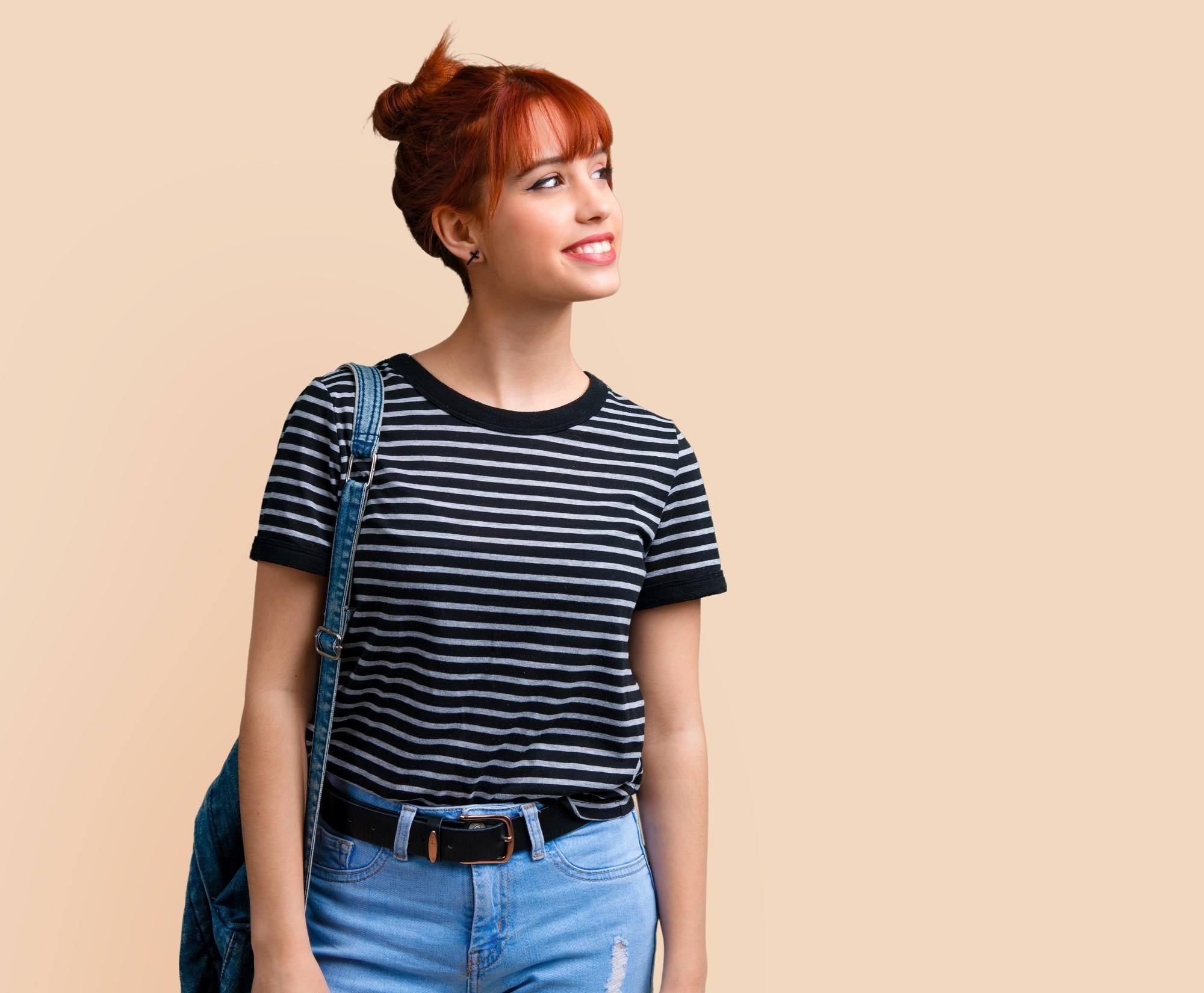 School hairstyles that won't make you look nene: Ballerina bun