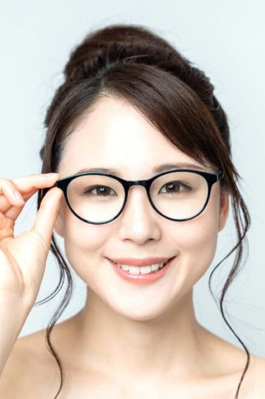 Bangs With Glasses Rock This Look With These Hairstyle Pegs All