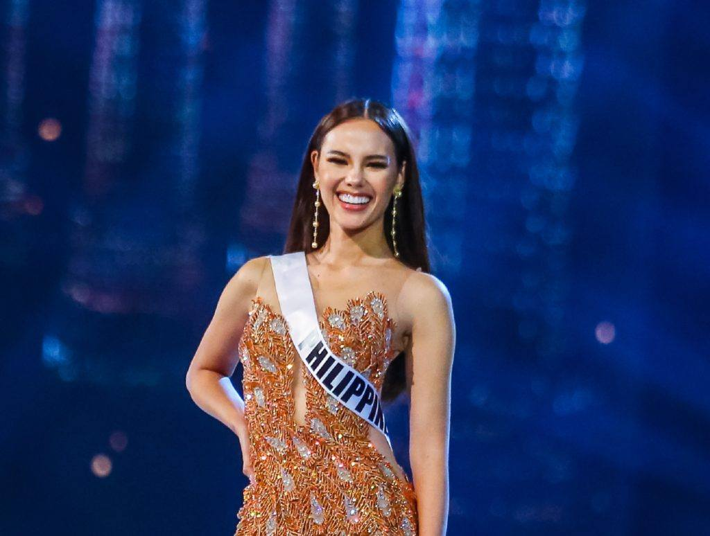 The 8 Best Hairstyles Of Miss Universe 2018 All Things Hair