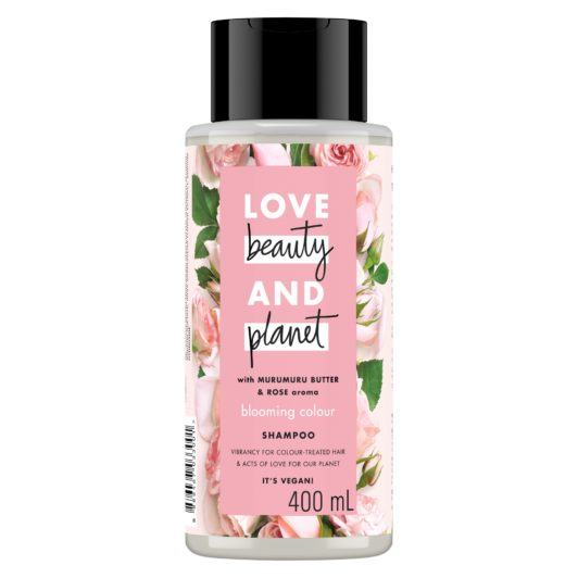 Love Beauty and Planet Murumuru Butter & Rose Blooming Color Shampoo