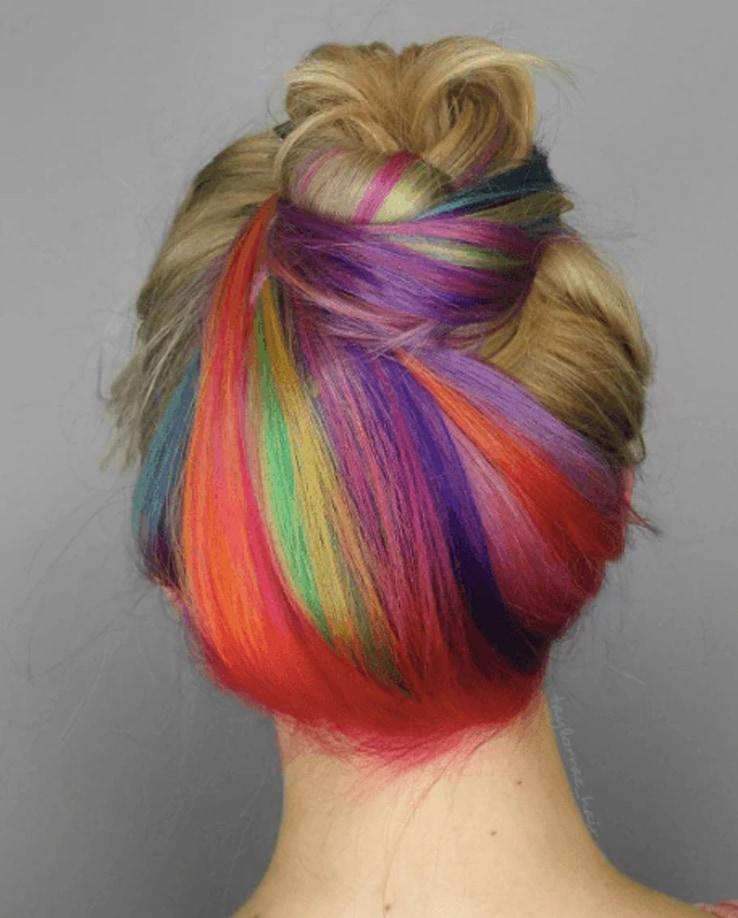 สีผมพาสเทล
