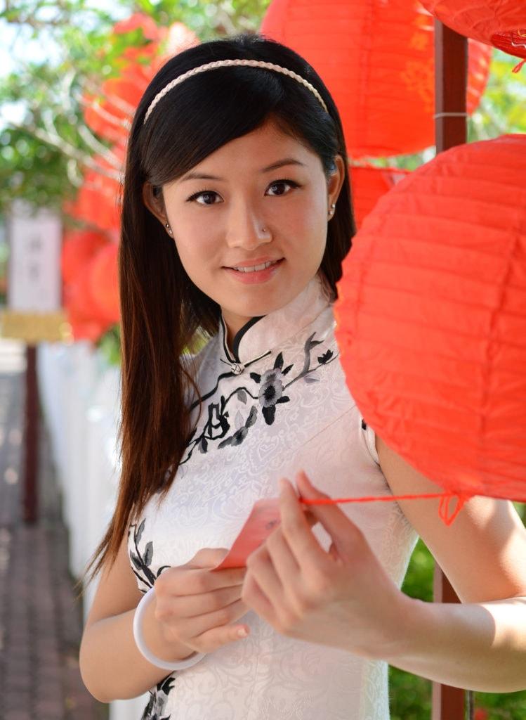 ทรงผม ตรุษจีน