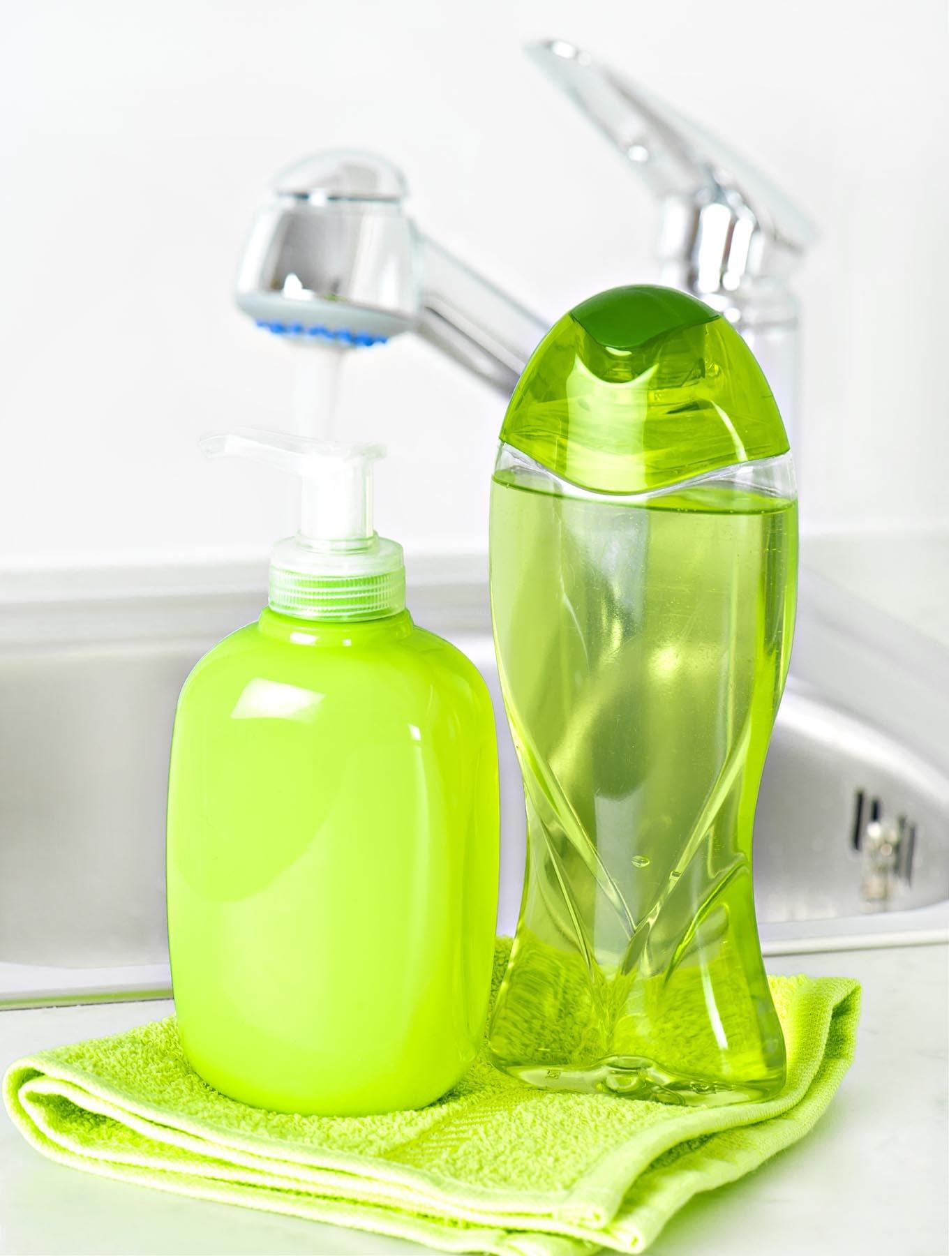 วิธีล้างสีผม